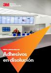 3M adhesivos en disolución
