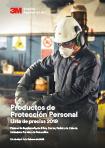 3M EPIs Equipos de Protección Individual