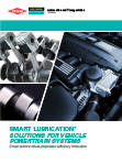 Molykote lubricación para vehículos