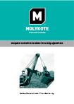 Molykote grasas para minería