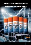 Productos Ambersil para el sector de la electricidad
