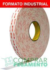 3M 4945 P VHB cinta adhesiva doble cara Blanca