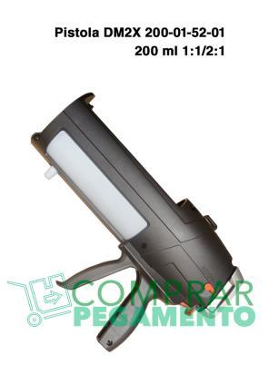 Pistola pegamento manual 2K MIXPAC™ DM2X 200-01-52-01