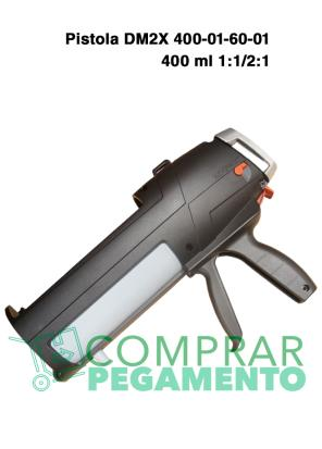 Pistola pegamento manual 2K MIXPAC™ DM2X 400-01-60-01