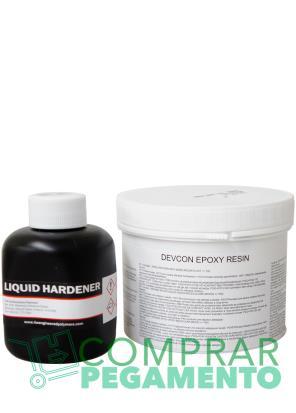DEVCON B PLASTIC STEEL LIQUID