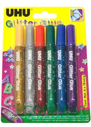 UHU Creativ Glitter Glue Original
