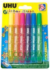 UHU Creativ Glitter Glue Shiny