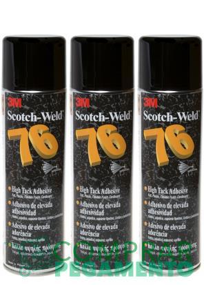 3M 76 adhesivo