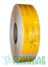 3M 997-71 cinta reflectante en continuo amarilla