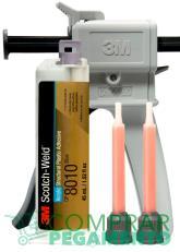 3M DP8010 Blue (Pack aplicación)
