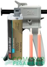 3M DP8805 NS Green (Pack aplicación)