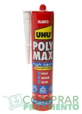 UHU Poly Max High Tack Express blanco