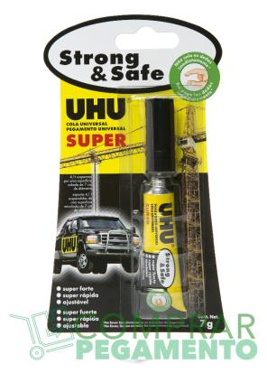 UHU Super Strong and Safe