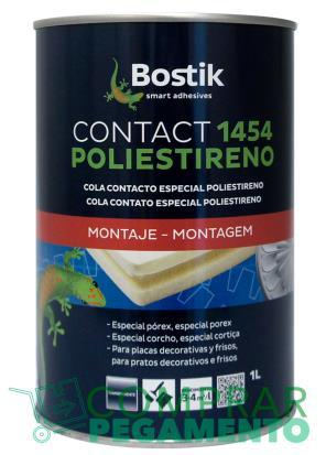 Bostik Contact 1454 Poliestireno