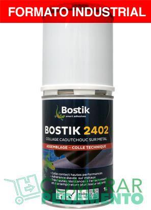 Bostik 2402 kit neopreno - caucho