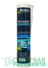 Bostik sellador acuarios