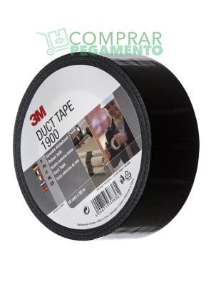 3M 1900 Duct Tape Cinta negra