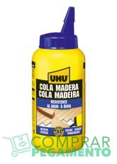 UHU COLA MADERA RESISTENTE AL AGUA D3