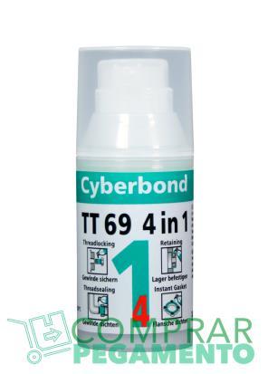 Cyberbond TT69 4 en 1