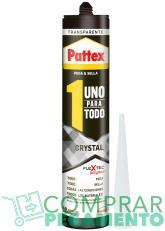 PATTEX Uno para todo Cristal Transparente