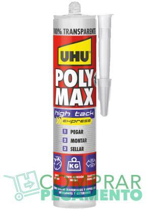 UHU Poly Max High Tack Express transparente