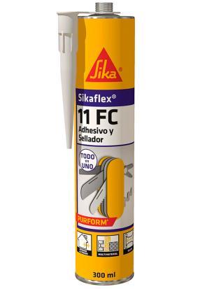 Sikaflex 11FC Purform negro