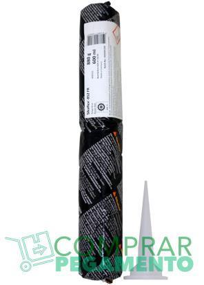 Sikaflex 852 FR negro