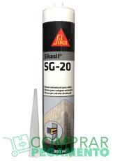 SikaSil SG-20 negro